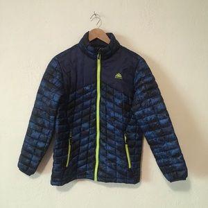 Boys Snozu Puffer Jacket Size 14/16